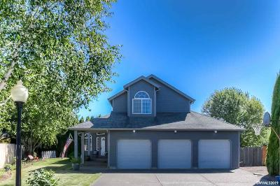 Aumsville Single Family Home For Sale: 1140 Lincoln Ct
