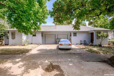 Dallas Multi Family Home Active Under Contract: 582 SW Levens (-592) St