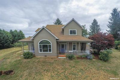 Salem OR Single Family Home Active Under Contract: $575,000
