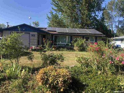 Corvallis Single Family Home Active Under Contract: 965 NW Sycamore Av