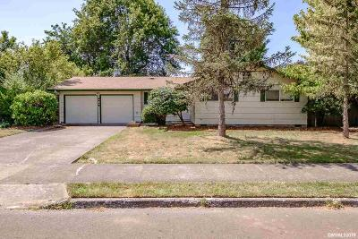 Corvallis Single Family Home Active Under Contract: 2216 NW 11th St