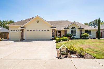 Dallas Single Family Home Active Under Contract: 1355 SE Barberry Av