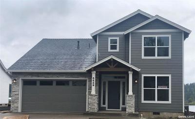 Turner Single Family Home For Sale: Jensen (Lot# 151) St
