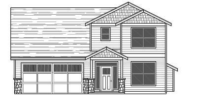 Turner Single Family Home For Sale: Jensen (Lot #155) St