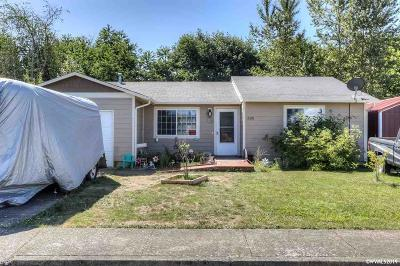 Sweet Home Single Family Home For Sale: 2261 Ironwood St