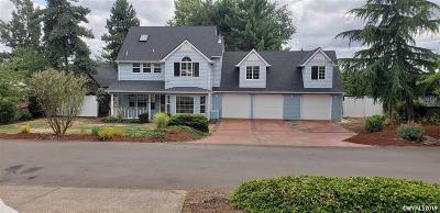 Albany Single Family Home Active Under Contract: 3776 26th Av
