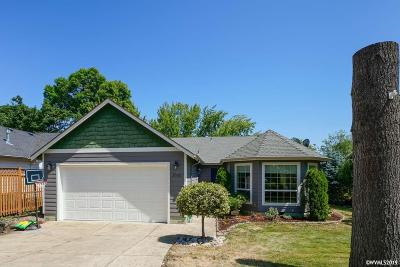 Keizer Single Family Home Active Under Contract: 3990 Pleasant View Dr