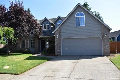 Keizer Single Family Home For Sale: 3676 Long Creek Ct