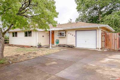 Corvallis Single Family Home For Sale: 2344 NW 11th St