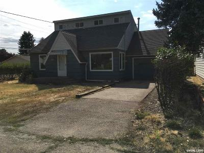 Keizer Single Family Home Active Under Contract: 4615 Clark Av