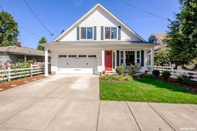Albany Single Family Home For Sale: 1501 Takena St