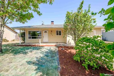 Albany Single Family Home Active Under Contract: 1615 Powell St