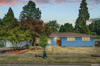 Corvallis Single Family Home Active Under Contract: 1425 NW 27th St