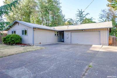 Corvallis Single Family Home For Sale: 675 NW Oak Av