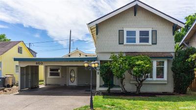 Albany Single Family Home For Sale: 850 18th (& 850b) Av