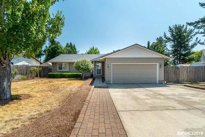 Dallas Single Family Home Active Under Contract: 367 NE Evergreen Ct