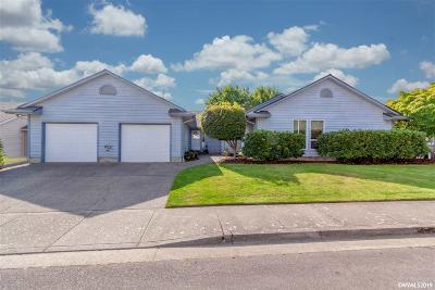 Keizer Multi Family Home For Sale: 7275 Parkplace (-7277) Ct