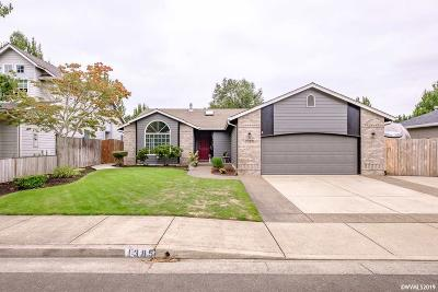 Keizer Single Family Home Active Under Contract: 1385 Bair Rd