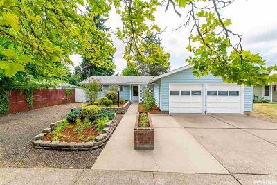 Albany Single Family Home Active Under Contract: 626 34th Av