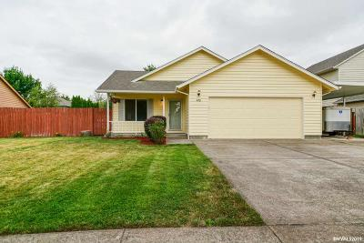 Monmouth Single Family Home Active Under Contract: 458 Edwards Rd
