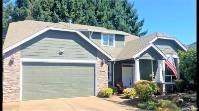 Salem Single Family Home For Sale: 1975 Jamison Dr