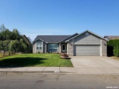 Keizer Single Family Home For Sale: 1443 Country Glen Av