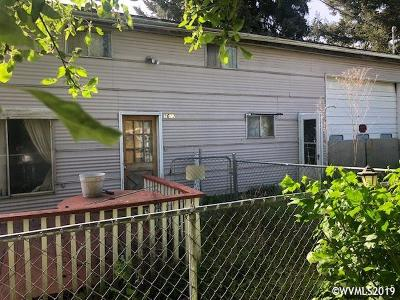 Keizer Single Family Home For Sale: 3617 Brooks Av