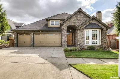 Salem Single Family Home For Sale: 3870 Tayside St