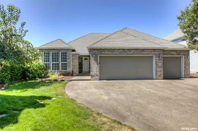 Keizer Single Family Home Active Under Contract: 7563 Burgundy Ct