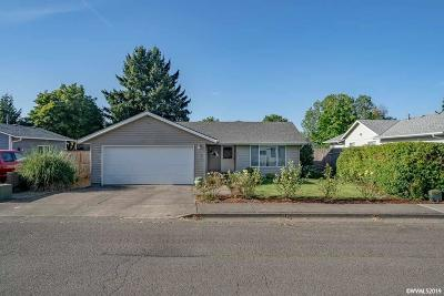 Lebanon Single Family Home Active Under Contract: 835 Sunflower Ln