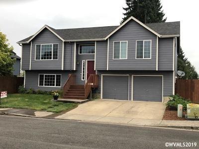 Keizer Single Family Home For Sale: 1449 Rushmore Av