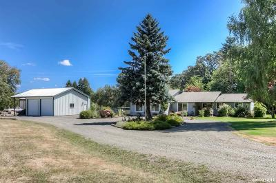Salem Single Family Home Active Under Contract: 7187 Janelle Ct