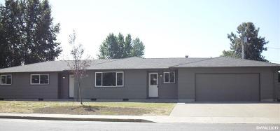 Albany Single Family Home Active Under Contract: 2050 16th Av