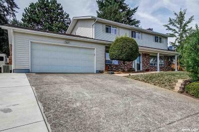 Salem Single Family Home For Sale: 5271 Chapman St