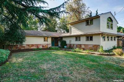 Corvallis Single Family Home For Sale: 1356 NW 15th St