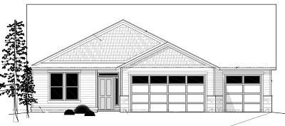 Turner Single Family Home For Sale: 5251 Davis (Lot 71) St