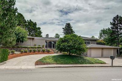 Salem Single Family Home For Sale: 3790 Augusta National Dr
