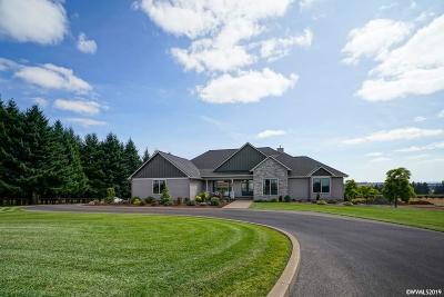 Salem Single Family Home For Sale: 9182 Aspen Ln