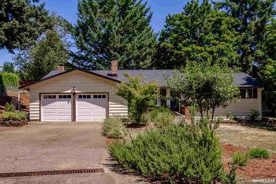 Corvallis Single Family Home For Sale: 1655 NW Woodland Dr