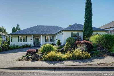 Corvallis Single Family Home For Sale: 3126 NW Buttercup Dr