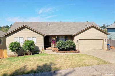 Salem Single Family Home For Sale: 5211 Zosel Av