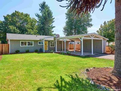Keizer Single Family Home For Sale: 5362 Newberg Dr