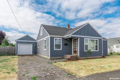Lebanon Single Family Home For Sale: 450 W Maple St