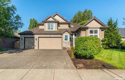Keizer Single Family Home Active Under Contract: 6336 Nicklaus Lp