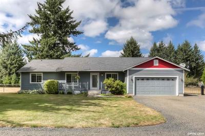 Stayton Single Family Home For Sale: 11345 Kingdom Ln