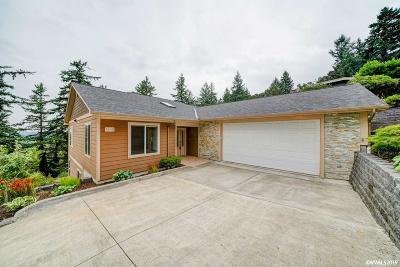 Salem Single Family Home For Sale: 1145 Hansen Av