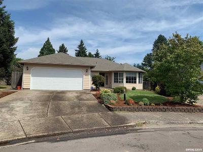 Salem Single Family Home For Sale: 4869 Northstar Ct
