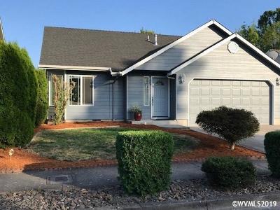 Salem Single Family Home For Sale: 1840 Plateau St