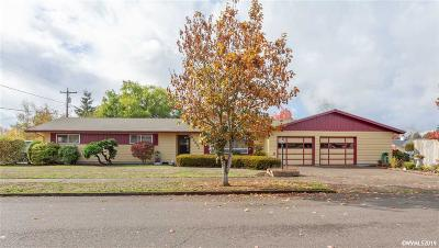 Keizer Single Family Home For Sale: 6263 13th St