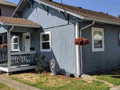 Salem Single Family Home For Sale: 1041 Jefferson St